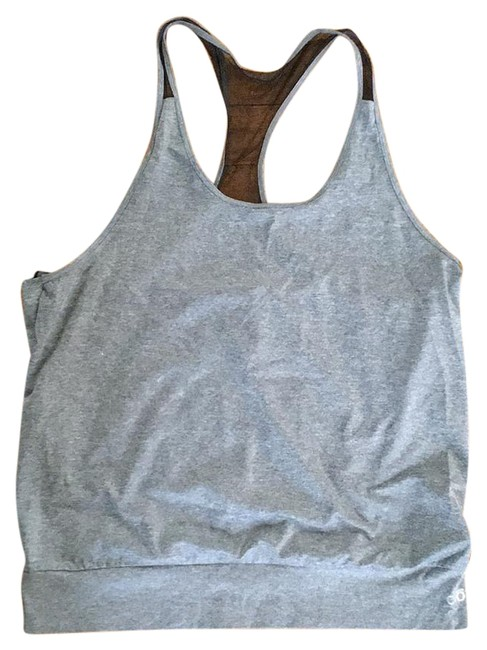 Item - Gray Activewear Top Size 4 (S, 27)