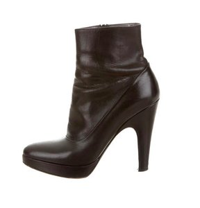 Prada Bootie Boot Ankle Black Boots
