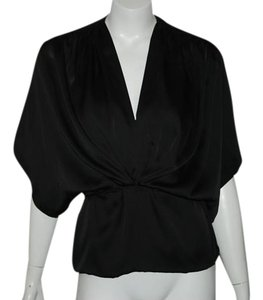 Robert Rodriguez Holiday Blouse Sexy Blouse BLACK Jacket