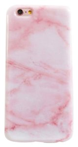 Light Pink Marble Natural Stone Iphone 6/6s Case