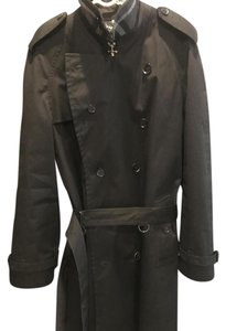 Burberry Men's Trench Rain Raincoat