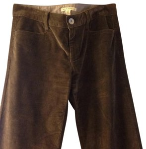 Banana Republic Boot Cut Pants Brown