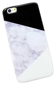Other Black White Marble Iphone 6/6s PLUS Case