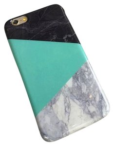 Other Green Black White Marble Iphone 6/6s Case
