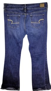 American Eagle Outfitters Artist Boot Cut Jeans-Medium Wash