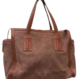 Tory Burch Satchel in Brown Tan