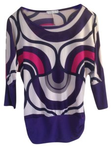 Other Ruching Top Retro