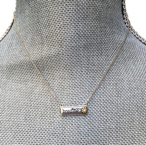 Brighton Breathe Pendant Necklace