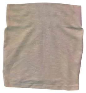 BCBGeneration Mini Skirt Beige