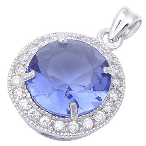 9.2.5 Beautiful large tanzanite pendant