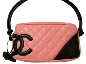 Chanel Cambon Pochette Shoulder Bag