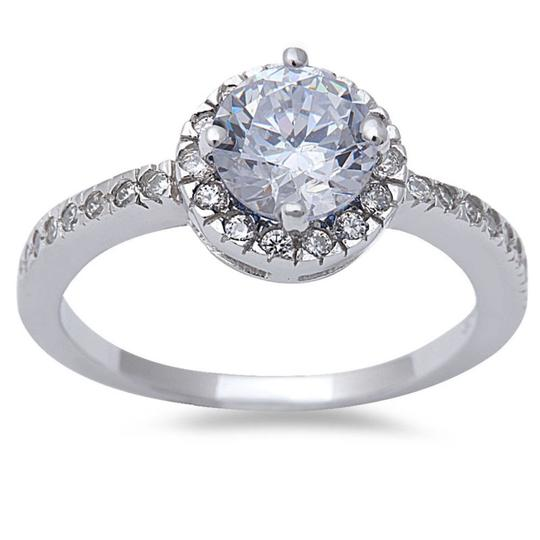 Preload https://img-static.tradesy.com/item/20095893/925-white-stunning-topaz-halo-cocktail-size-6-ring-0-0-540-540.jpg
