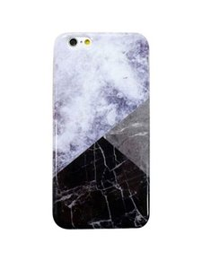 Other Black White Grey Marble Iphone 6/6s Case