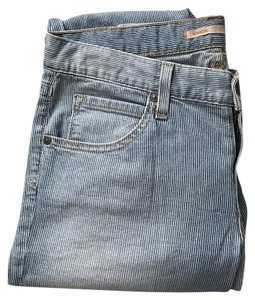 Vince Capri/Cropped Denim