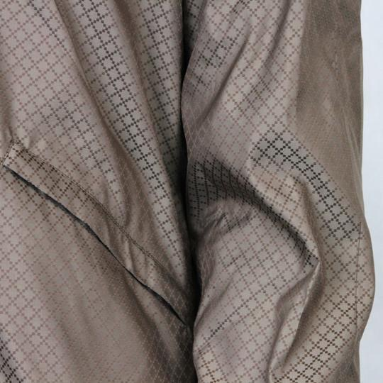 Gucci Brown New Men's Diamante Hooded Blouse It 56 / Us 46 293026 2820 Groomsman Gift Image 3