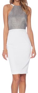 Asilio Fitted Minimalist Cocktail New Years Classy Dress