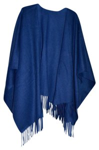 Portolano Soft Fringed Lambswool Warm Cape