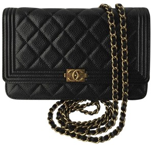 Chanel Coco Boy Crossbody Paris Shoulder Bag