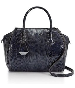 Rebecca Minkoff Satchel in Dark Blue