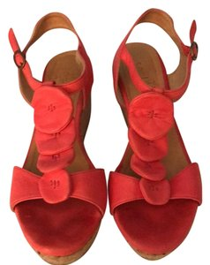 Anthropologie Coral Platforms