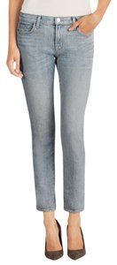 J Brand Capri/Cropped Denim-Light Wash