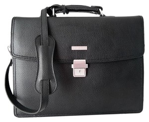 Brooks Brothers Briefcase Attache Laptop Bag
