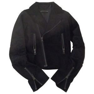 Balenciaga Suede Classic Motorcycle Jacket - item med img