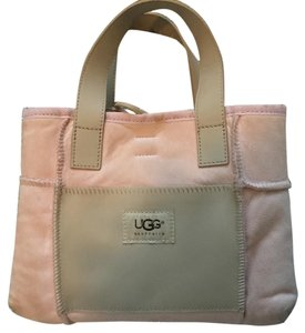 UGG Australia Tote in Pale Pink