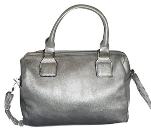 Other Body Wallet Satchel in SILVER