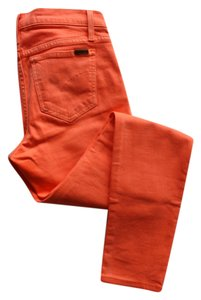 JOE'S Jeans Summer Spring Denim Neon Bright Skinny Jeans-Light Wash