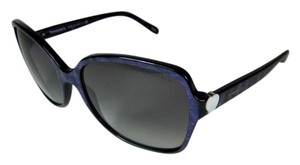 Tiffany & Co. Glam - Deep Violet & Mother-of-Pearl, Logo Sunglasses