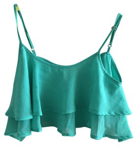 Show Me Your Mumu Top Green