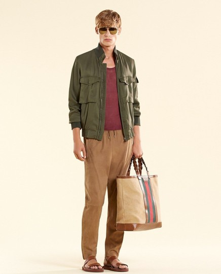 Preload https://img-static.tradesy.com/item/20096778/gucci-olive-green-new-men-s-silk-bomber-it-44-us-34-333620-3356-groomsman-gift-0-0-540-540.jpg