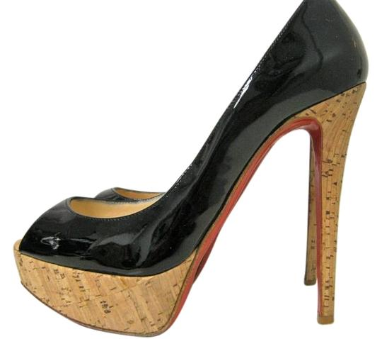 Preload https://img-static.tradesy.com/item/20096788/christian-louboutin-black-patent-leather-cork-heels-37-pumps-size-us-7-regular-m-b-0-1-540-540.jpg