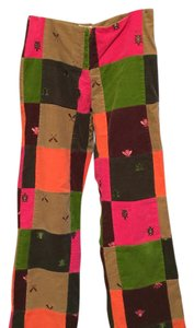 Lilly Pulitzer Trouser Pants Multi-color