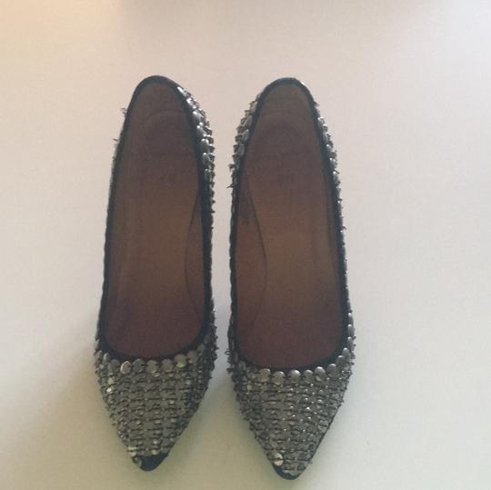 Isabel Marant Black and silver Pumps