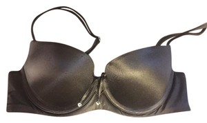 Victoria's Secret Balconet with Crystal Accented Lace-Up Detail Size 32B