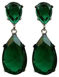 Jennifer Miller Jewelry Jennifer Miller Jewelry STUNNING Emerald Earrings
