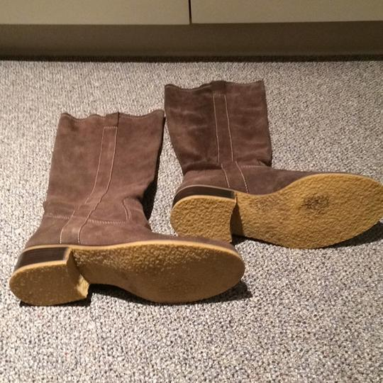 Barneys Co-Op Tan Boots