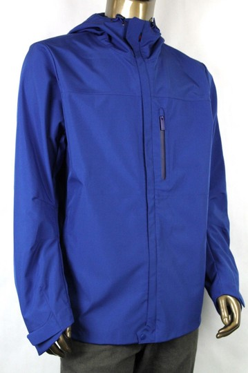 Gucci Blue Men's Electric Heat Sealed Windbreaker It 56 / Us 46 347511 4372 Groomsman Gift Image 3