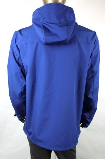 Gucci Blue Men's Electric Heat Sealed Windbreaker It 56 / Us 46 347511 4372 Groomsman Gift Image 5