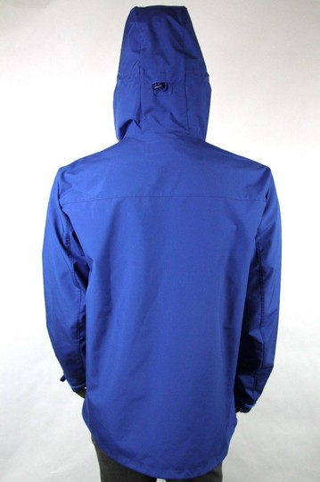 Gucci Blue Men's Electric Heat Sealed Windbreaker It 56 / Us 46 347511 4372 Groomsman Gift Image 6