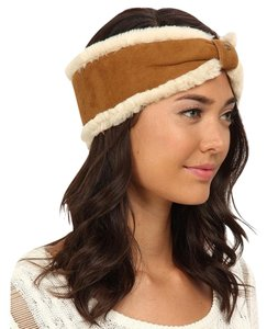 UGG Australia UGG Women's Carter Bow Headband in Chesnut