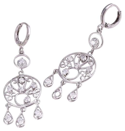 Preload https://img-static.tradesy.com/item/20097138/rhodium-silver-cubic-clear-stones-chandelier-with-cz-drops-earrings-0-1-540-540.jpg