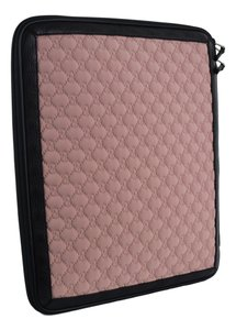 Gucci 322602 Computers Pc Ipad Case Satchel in Peonia (light pink)