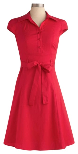 Preload https://img-static.tradesy.com/item/200973/modcloth-red-cherry-soda-fountain-in-knee-length-short-casual-dress-size-4-s-0-0-650-650.jpg
