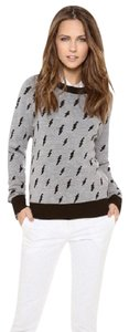 A.L.C. Lightning Bolt Wool Soft Sweater