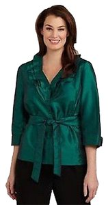 Alex Marie Button Down Shirt Green