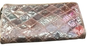 Palazzo Brown Clutch