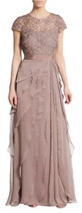 Adrianna Papell Chiffon Mother Of The Bride Dress